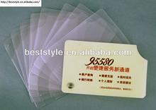 Plastic business card sleeve plastic business card sleeve suppliers plastic business card sleeve plastic business card sleeve suppliers and manufacturers at alibaba colourmoves