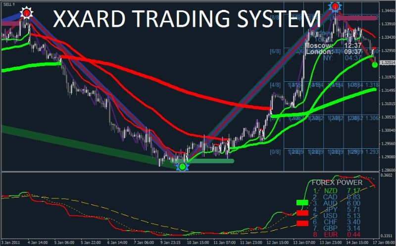 Create your own forex trading system