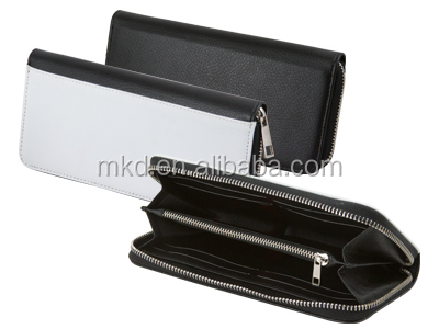 Sublimation Zipper Wallet from Meikeda