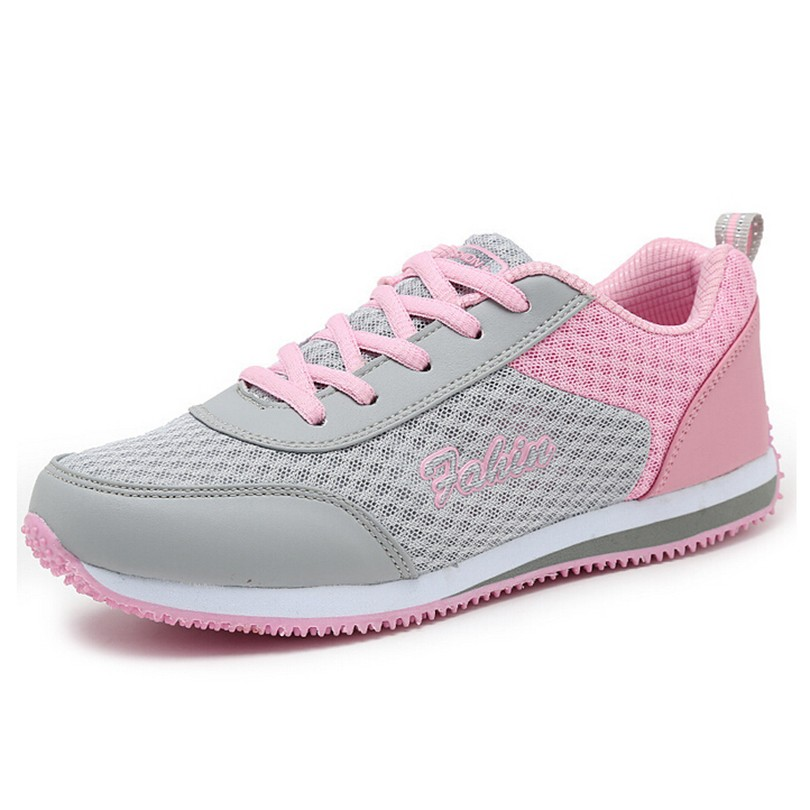 selling breathable sport shoes casual style