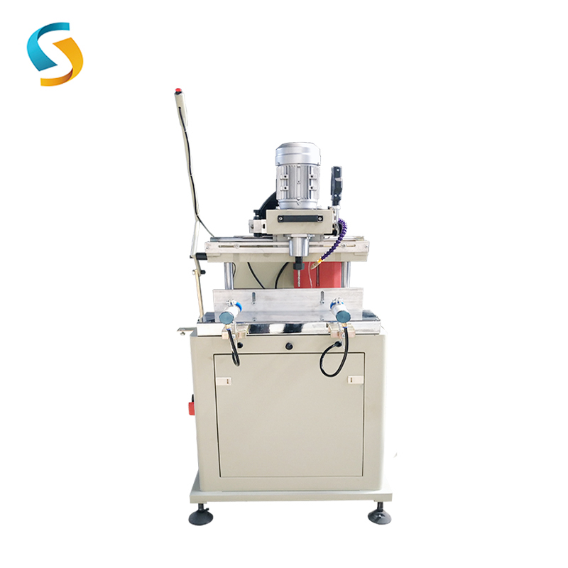 Aluminum door window making machine small cnc copy milling machine for sale