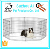 Dog Playpen Crate Fence Pet Kennel Play Pen Exercise Cage Outdoor Dog Fence