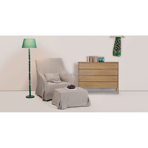 Scandinavian wood furniture beech and maple chest of drawers