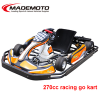 Racing Go Kart with Honda engine shifter kart