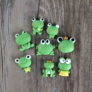 Cake Decorating Different Multi Cartoon Animal Frog Shape Fondant Silicone Mold