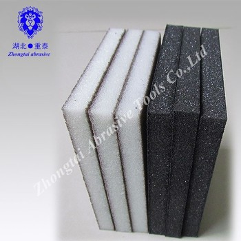 105fc4ccbf2 MD Diamante blocos de lixa abrasiva abrasivo úmido e seco esponja para a  limpeza do carro
