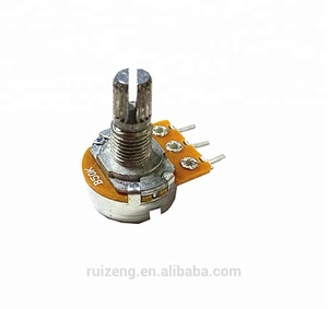 148 carbon potentiometer, 50k rotary potentiometer for amplifier