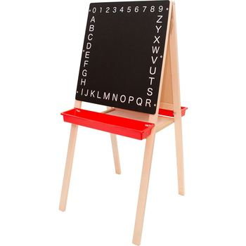 wooden artist art easel magnetic drawing board stand for kids buy