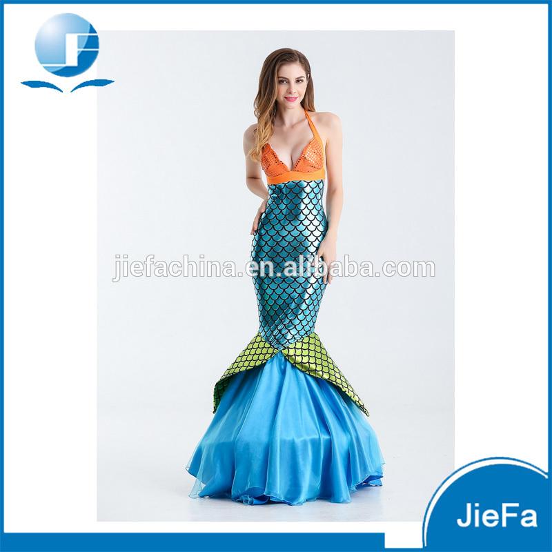 265f4408a657 Scegliere Produttore alta qualità Fancy Dress Mermaid Costume e Fancy Dress Mermaid  Costume su Alibaba.com