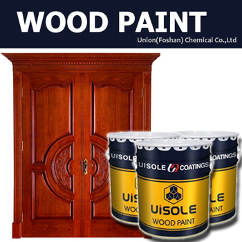 Genial 2K Polyurethane Wood Finish Paint, Wooden Furniture Paint, Wood Sealer Paint