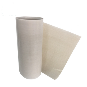 PTFE coated fiberglass fabric used on Laminator machine