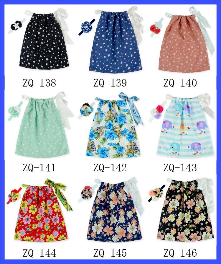 51f03e93b 2016 Children Dress Newborn Baby Pillowcase Dresses Cute Girls ...