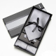 Luxury best gift for men bow tie paper packaging box