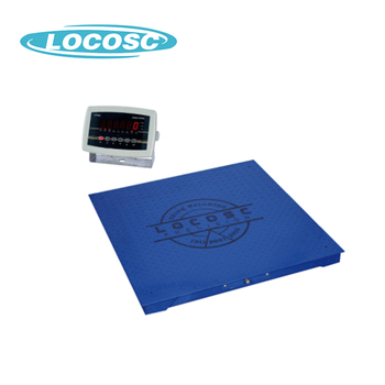 Intrinsically Safe Platform Scale Electronic Floor Scale