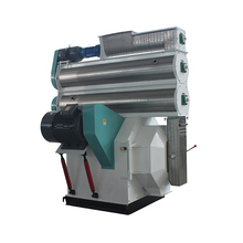 Professional pelletizer machine for animal feeds with CE certificate