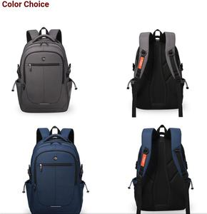Big capacity heavy duty anti-theft backpack fits 14 to 16 inches laptop