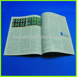 Common magazine printing service in China