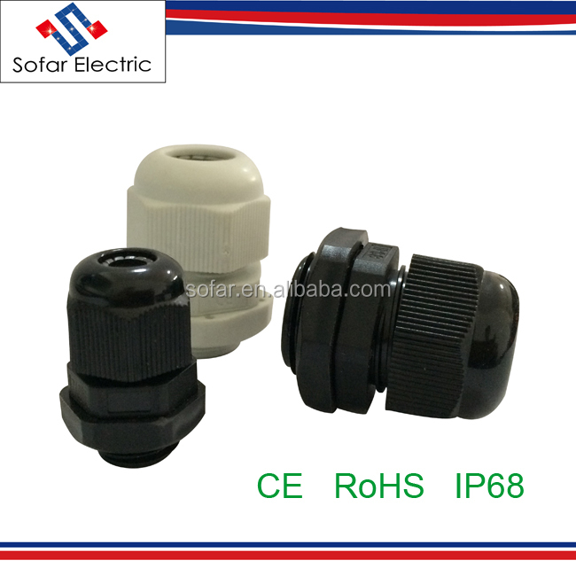 Cheap Price IP68 Watertight Cable Glands In Every Size