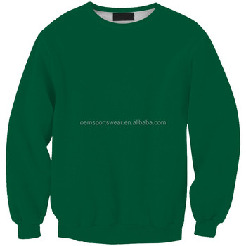 Cheap Plain Blank Custom Crew Neck Sweatshirt Buy Crew Neck