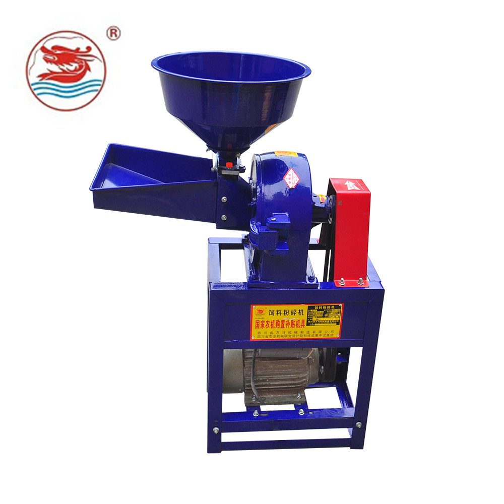 WANMA5121 Family Use Wheat Flour Milling Equipment