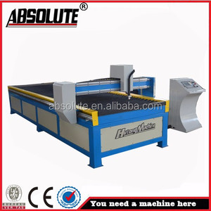 ABSOLUTE brand laser cuttin co2 machine fiber laser 1kw cutting machine
