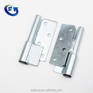 Saitong metal Galvanized heavy duty steel gate hinge bolt