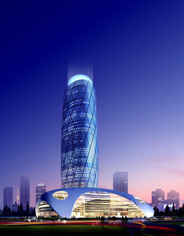Architecture Design Sample-night