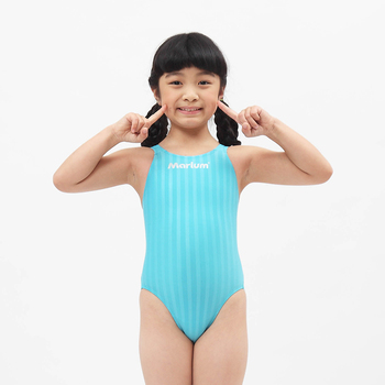 5bf7aa7acd Kid Sport Competition Swimwear Girl Triangle Swimsuit Racing Swimsuits