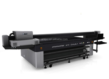Thor-jet KR series UV Flatbed Printer(Roll to Roll)