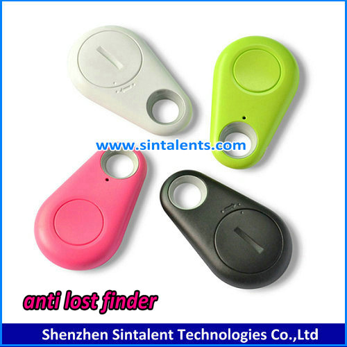 2017 Lcose Bluetooth Key Finder Keychain Anti Lost Alarm untuk iOS & Android bluetooth 4.0 itag PhoneHottest dengan harga pabrik