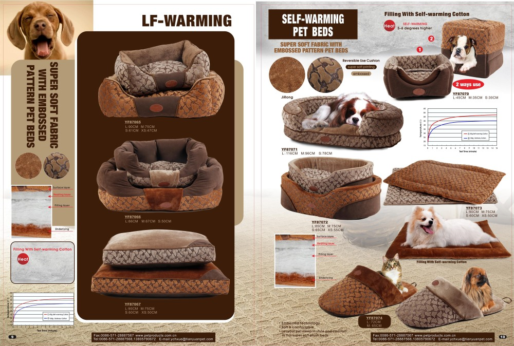 China 1st Professional Pet Bed Manufacturer with 18 Years Experience
