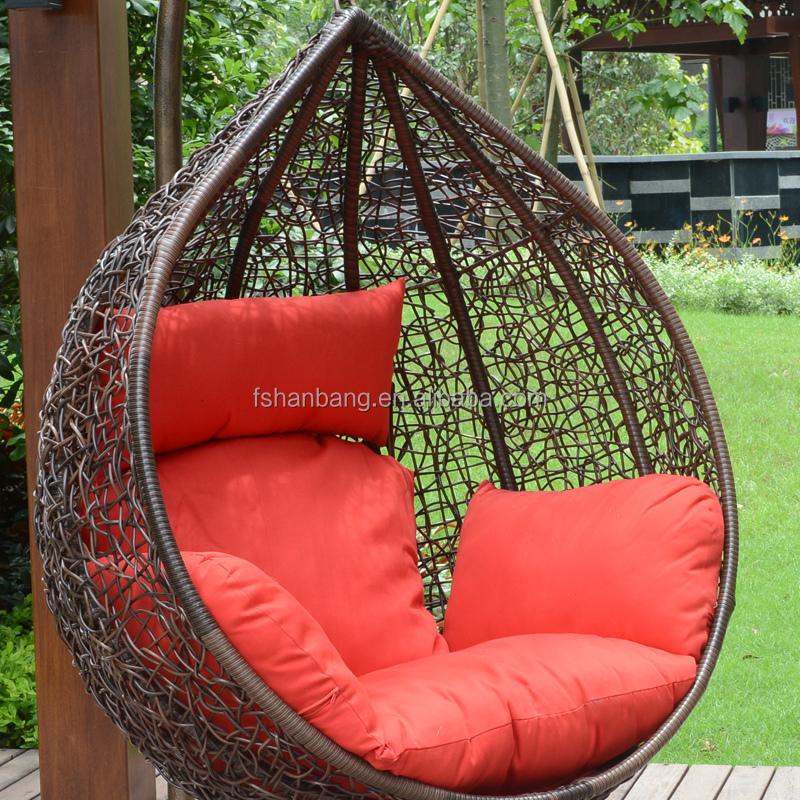 intrieur chambre balcon vranda rotin rsine en osier plafond balanoire suspendue chaise pour. Black Bedroom Furniture Sets. Home Design Ideas