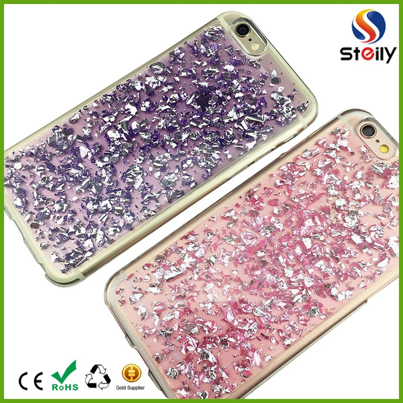 2017 diamond bling leather case cover for iphone 7