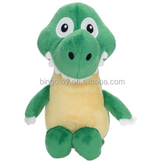 Hot selling special gift stuffed plush forest animal crocodile soft toy