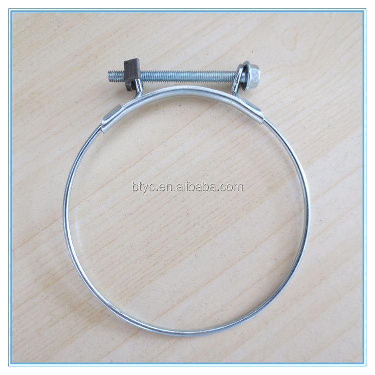 Hot Selling ! Wire Forming Spring Clips Metal Wire Spring Hose ...
