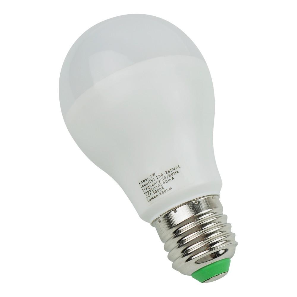 wholesale dimmable 7w 9w 12w led bulb light a19 e26 base. Black Bedroom Furniture Sets. Home Design Ideas