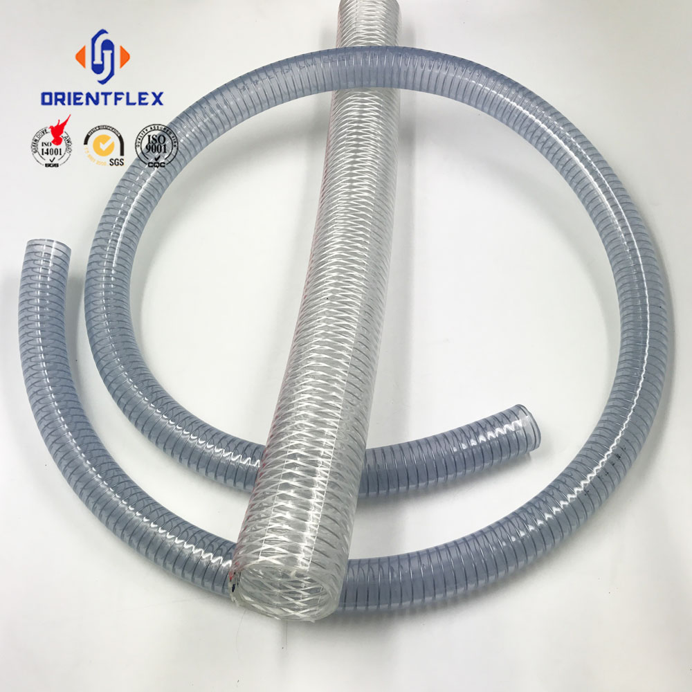 Clear Wire Reinforced Pvc Hose, Clear Wire Reinforced Pvc Hose ...