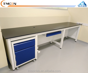 H Frame School Computer Desk / Table Wall Workbench