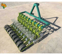 Multi row precision vegetable seed planter/tractor mounted farm onion seeder machine