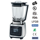 Home Appliances Full automatic LCD Display High performance Power blender commercial blender