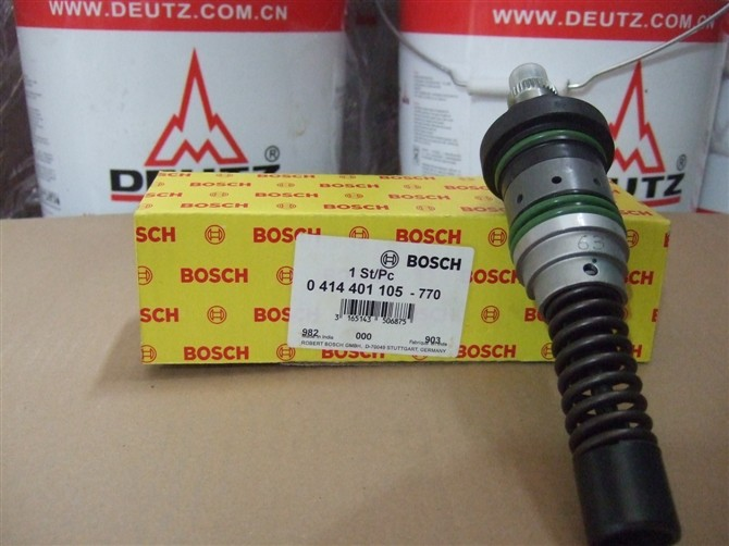 BOSCH unit pump 0 414 401 105 / 0414401105 for Deutz OEM 02112860