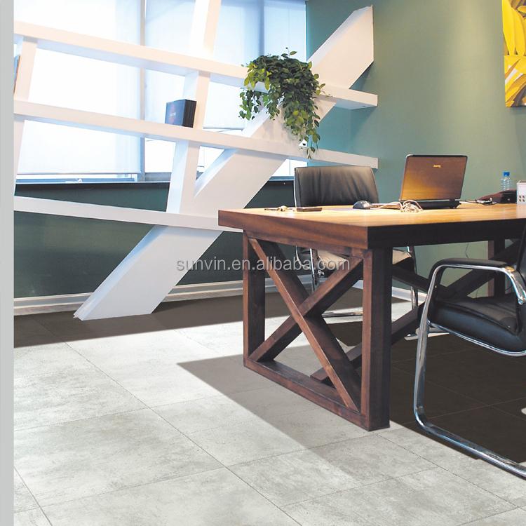 Non- Slittamento Soggiorno Parete/pavimento Rustico Cemento Look Vetrificato Piastrelle In Gres ...