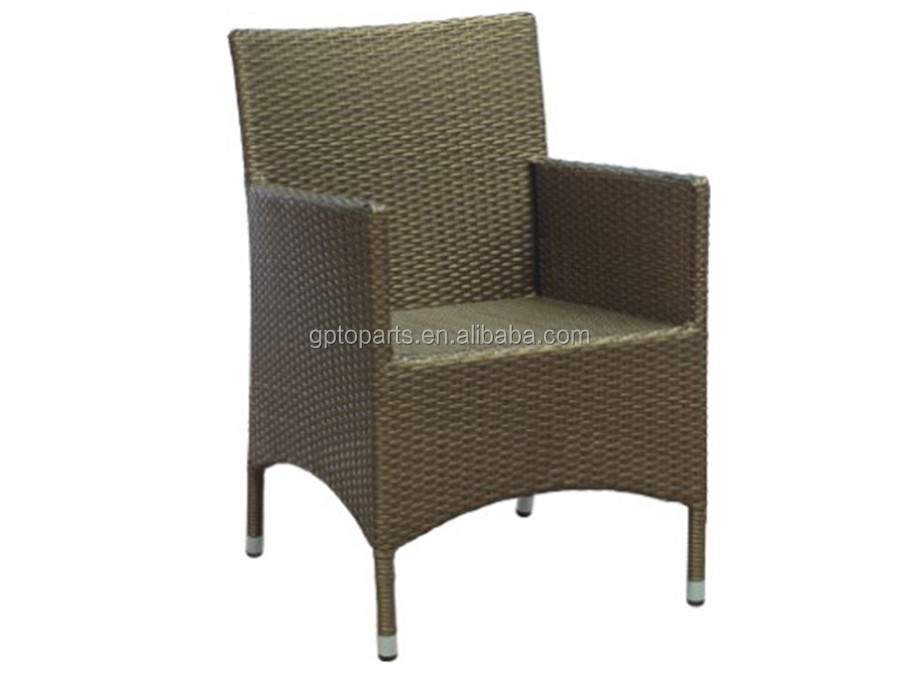 Foshan factory direct wholesale Garden/patio/outdoor rattan wicker chair