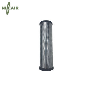 Well-designed pleat return US.Technolab gas filter element - Replacement