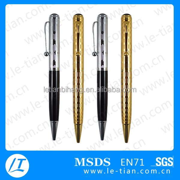 Top company pens metal bal pen for giveaways