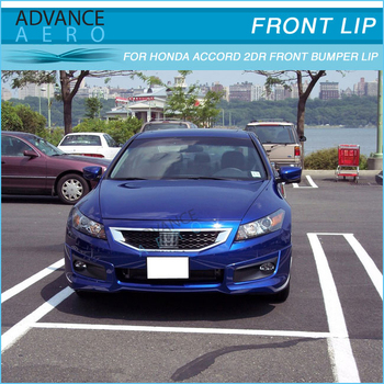 FOR 08 09 10 HONDA ACCORD 2DR COUPE HFP STYLE POLY URETHANE AUTO PARTS