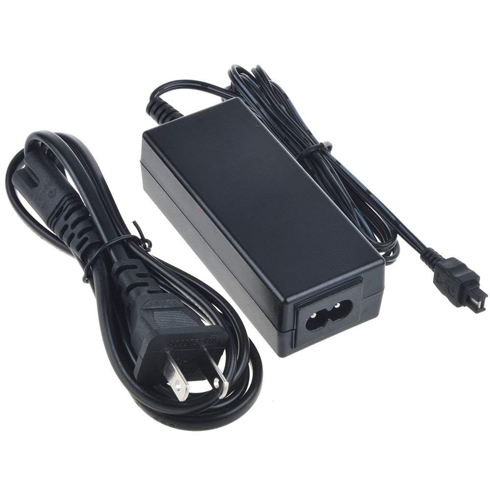 Globalsaving AC Adapter for Sony HandyCam Camcorder HDR-CX230//B Power Supply Cord ac Adapter Cable Charger I