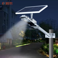 ip65 outdoor waterproof integrated solar powered led street light