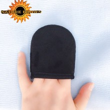 Hot Small size cute facial applicator tanning mitt for self sunless tanner