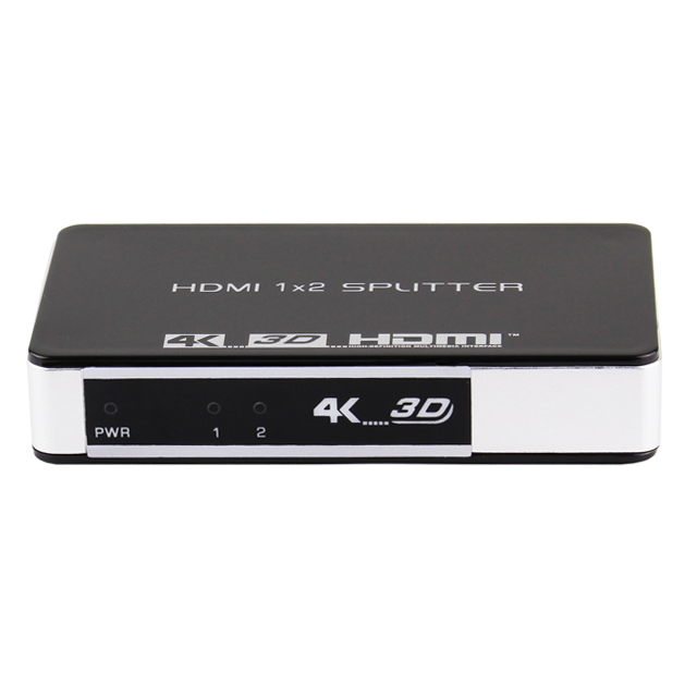 hdmi splitter 1 in <strong>2</strong> out 1x2 support 4K